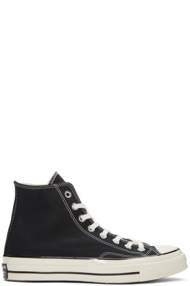 Converse - Black Chuck Taylor All Star 1970's High-Top Sneakers
