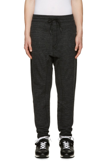 ISAORA - Black Space Lounge Pants