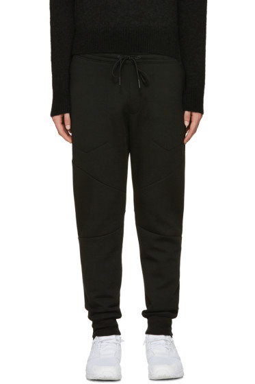 ISAORA - Black Neo Lounge Pants