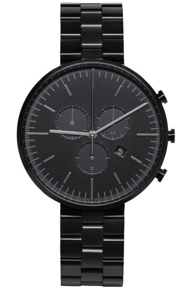 Uniform Wares - Black M42 Watch