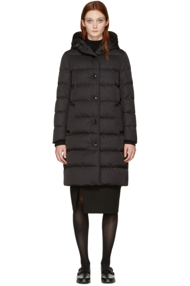 Mackintosh - Black Down Long Coat