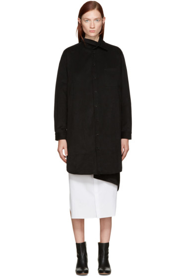 Bless - Black Neckerchief Dress