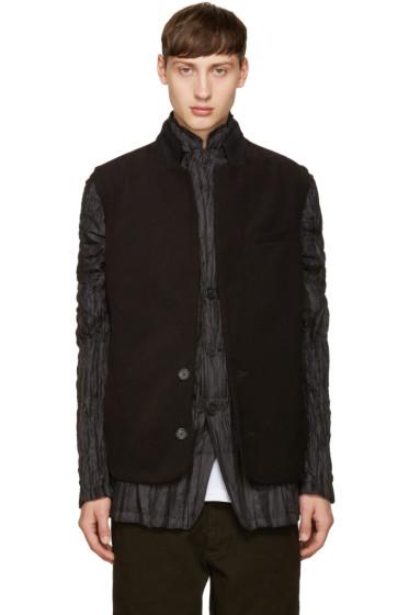 Bless - Black Manuel Raider Costume Vest