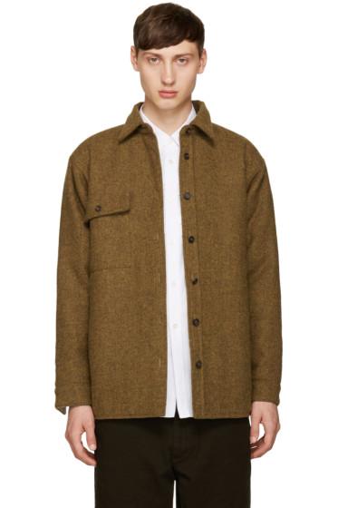 Bless - Tan Woodhacker Jacket