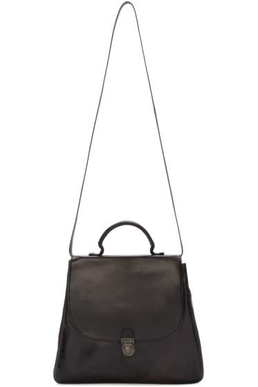 Cherevichkiotvichki - Black Small Lock Bag