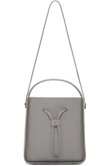 3.1 Phillip Lim - Grey Small Soleil Bag
