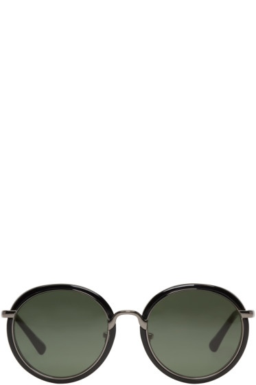 Dries Van Noten - Black 78 Sunglasses