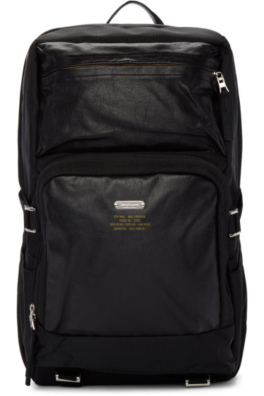 Master-Piece Co - Black Spec Backpack