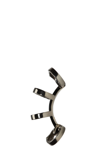 Repossi - Black Gold Multi-Band Berbere Ear Cuff