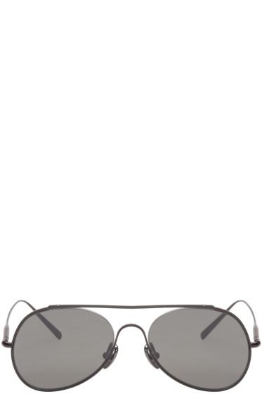 Acne Studios - Black Small Spitfire Sunglasses