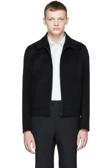 Acne Studios - Navy Wool Mooi Jacket