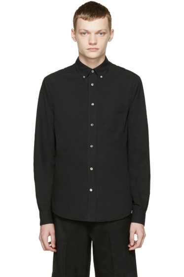 Acne Studios - Black Isherwood Pop Shirt
