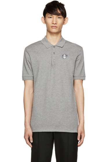Givenchy - Grey Rottweiler Polo