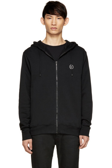 Marcelo Burlon County of Milan - Black Staff Hoodie