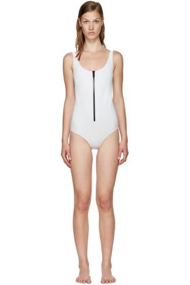 Lisa Marie Fernandez - White Jasmine Swimsuit