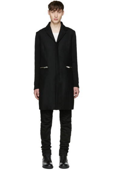 Diesel - Black W-Louis Coat