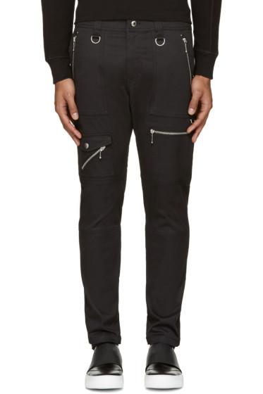 Diesel - Black P-Grundy Trousers