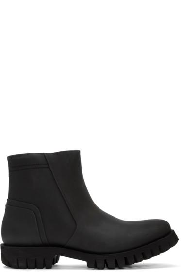 Diesel - Black D-Sherlock Boots