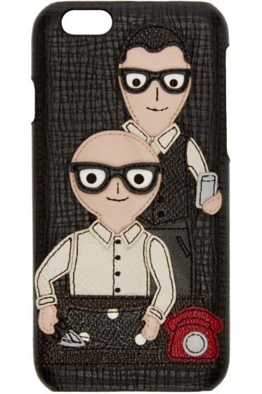 Dolce & Gabbana - Black Designers iPhone 6 Case