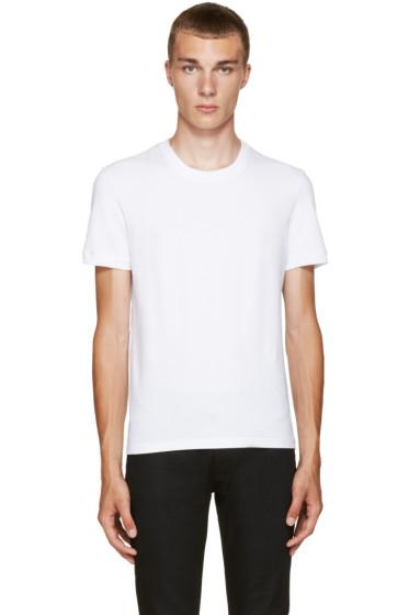 Dolce & Gabbana - White Pure T-Shirt