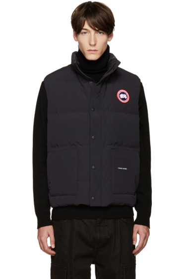 Canada Goose - Navy Down Freestyle Vest