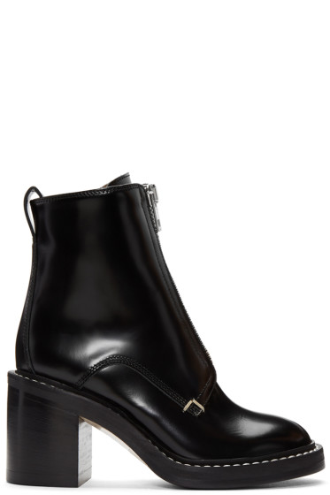 Rag & Bone - Black Shelby Boots