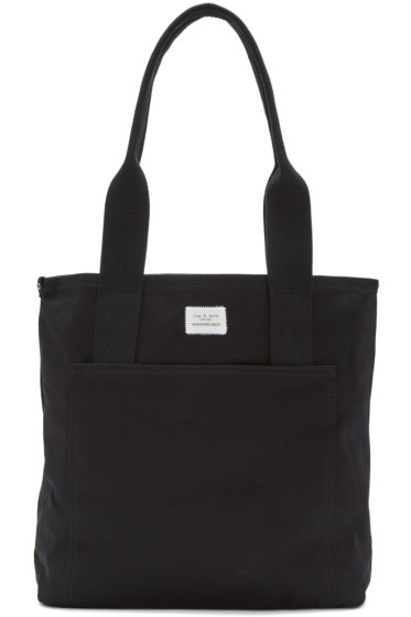 Rag & Bone - Black Standard Issue Tote