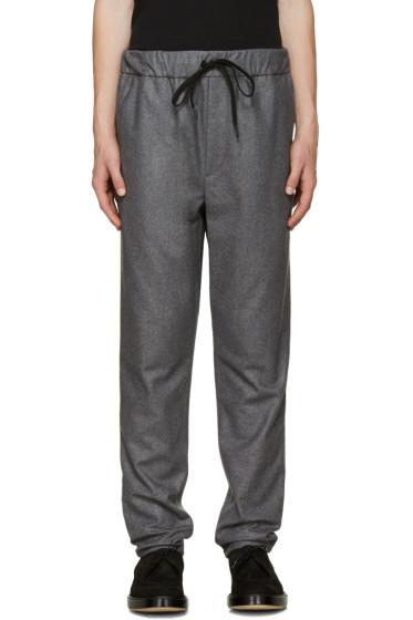 Rag & Bone - Grey Everett Trousers