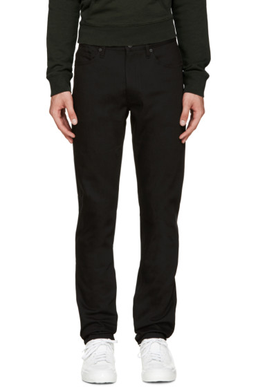Public School - Black Slim Jeans