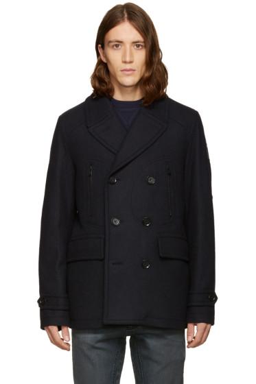 Belstaff - Navy Corringham Coat