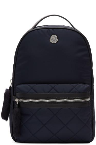 Moncler - Navy Gigi Backpack