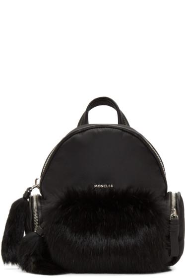 Moncler - Black Florine Backpack