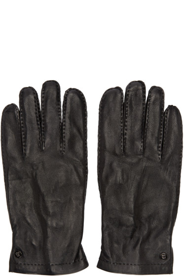 Tiger of Sweden - Black Andalus Gloves