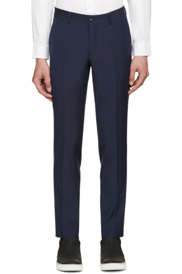 Tiger of Sweden - Navy Herris Trousers
