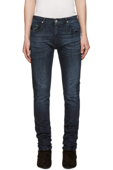 April77 - Indigo Joey Jeans