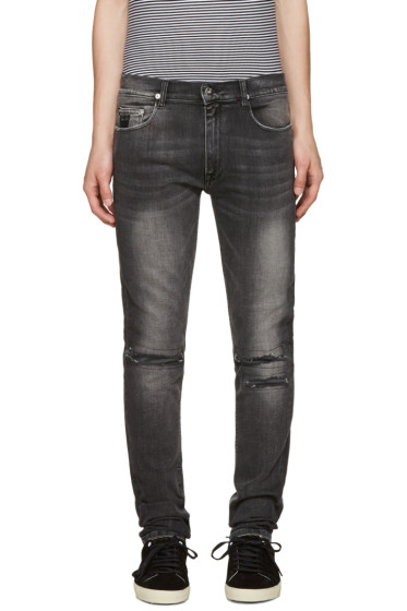 April77 - Grey Joey Jeans