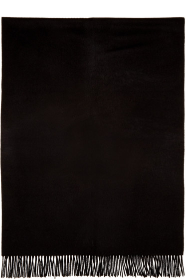 Acne Studios - Black Canada Scarf