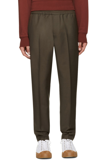 Acne Studios - Green Ryder Trousers