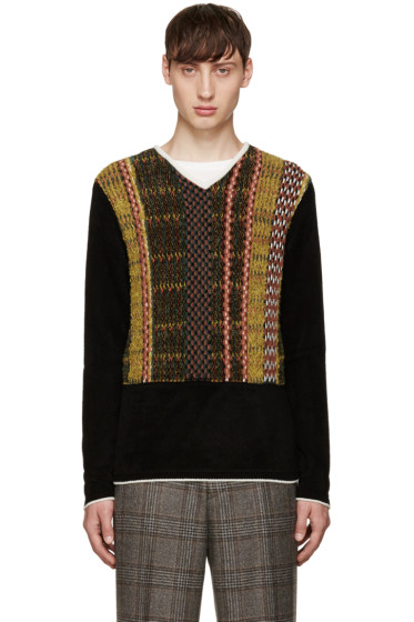 Acne Studios - Black Kinetic Pullover