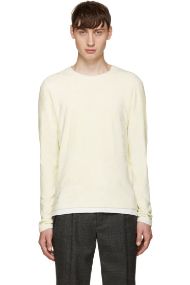 Acne Studios - Off-White Kind Pullover