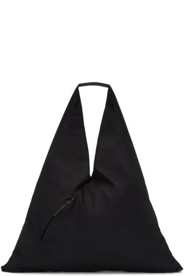 Y-3 - Black Textile Shoulder Bag