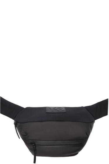 Y-3 - Black Qasa Waist Pack