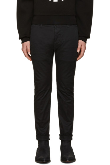 Dsquared2 - Black Twiggy Boy Trousers