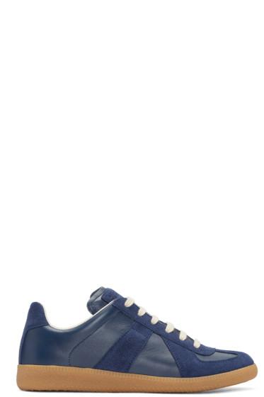 Maison Margiela - Navy Replica Sneakers