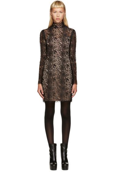 Alexander Wang - Black Lace Dress