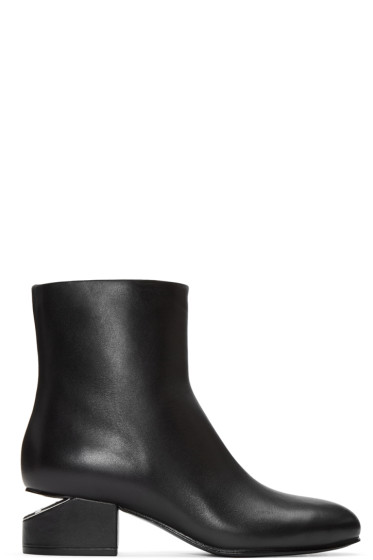 Alexander Wang - Black Kelly Boots