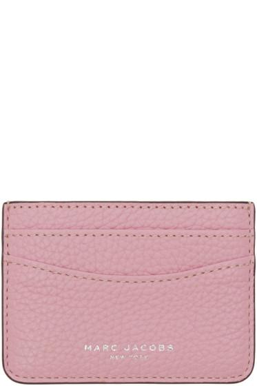 Marc Jacobs - Pink Gotham Card Holder