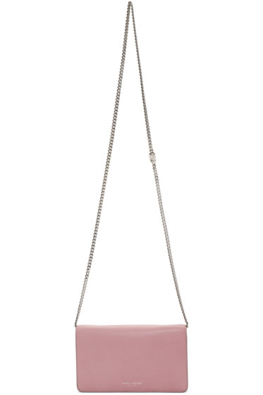 Marc Jacobs - Pink Perry Chain Wallet Bag