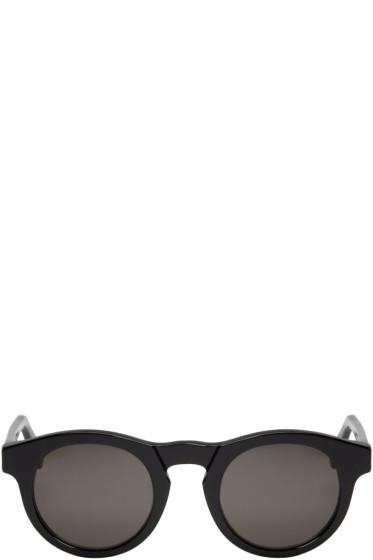 Super - Black Round Boy Sunglasses