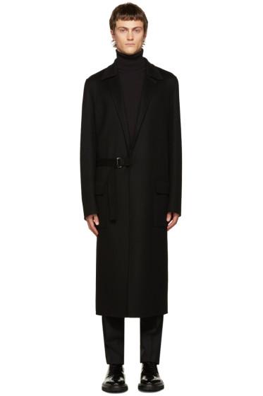 Jil Sander - Black The Lenon Coat